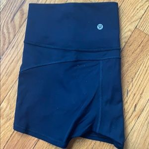 Lululemon Athletic Shorts, Navy